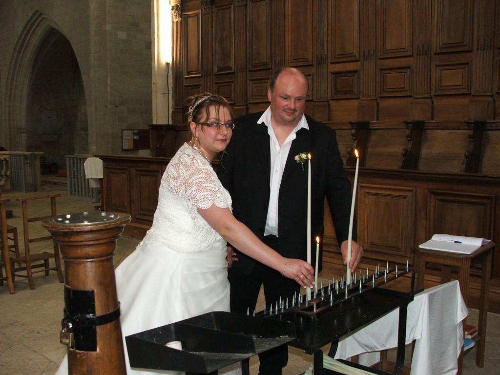 prière à la Vierge mariage