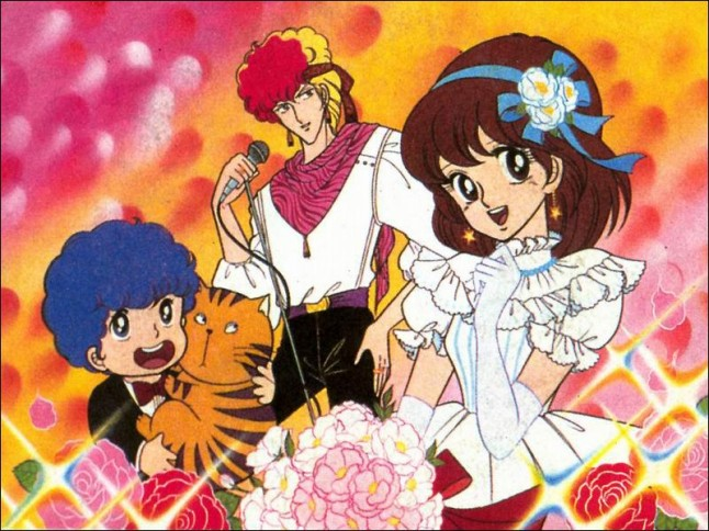 Mariage thème enfance et dessins animés