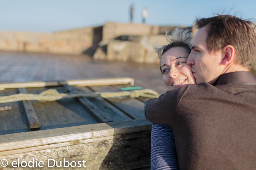 Séance d'engagement Futurs mariés de septembre 2014