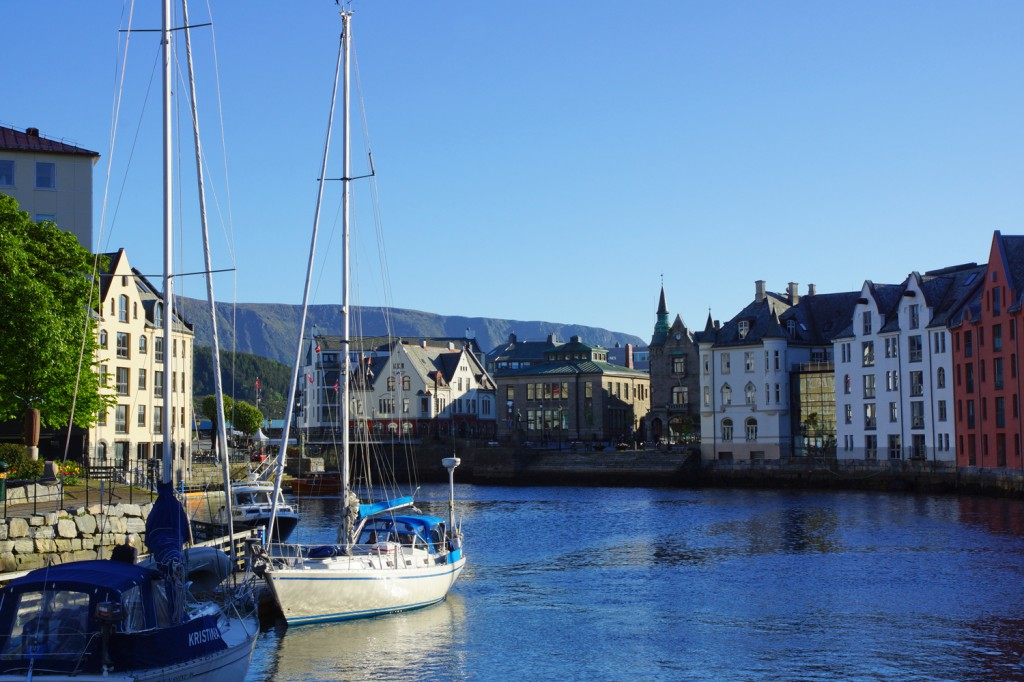 port d'Alesund