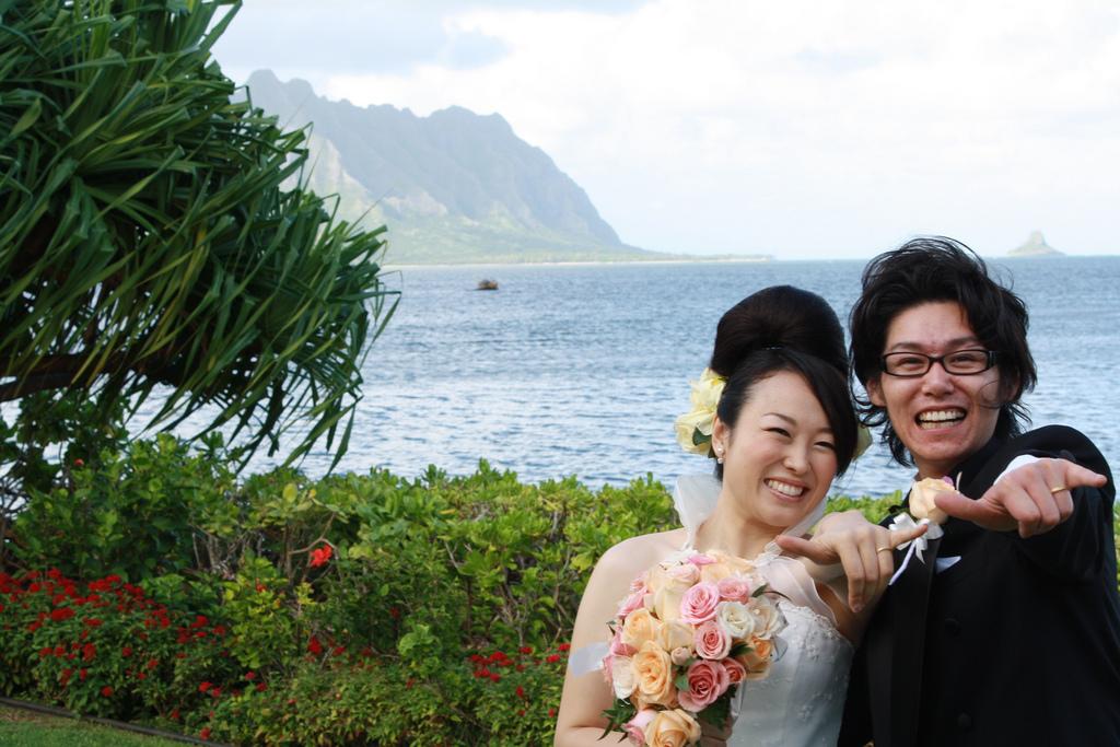 Mariage à Hawaï