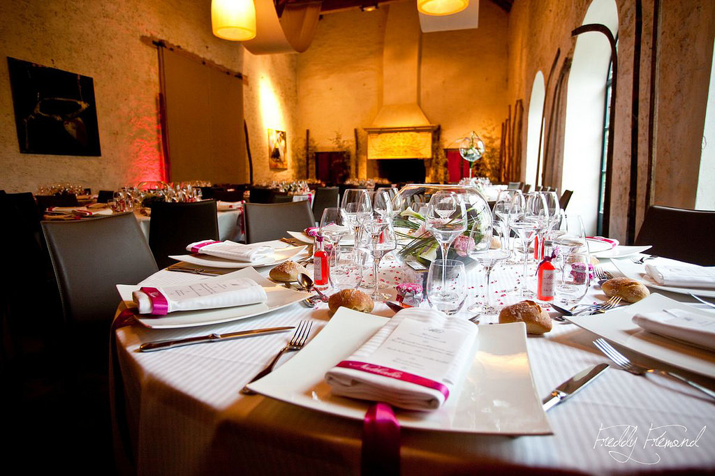 salle réception mariage Freddy Frémond