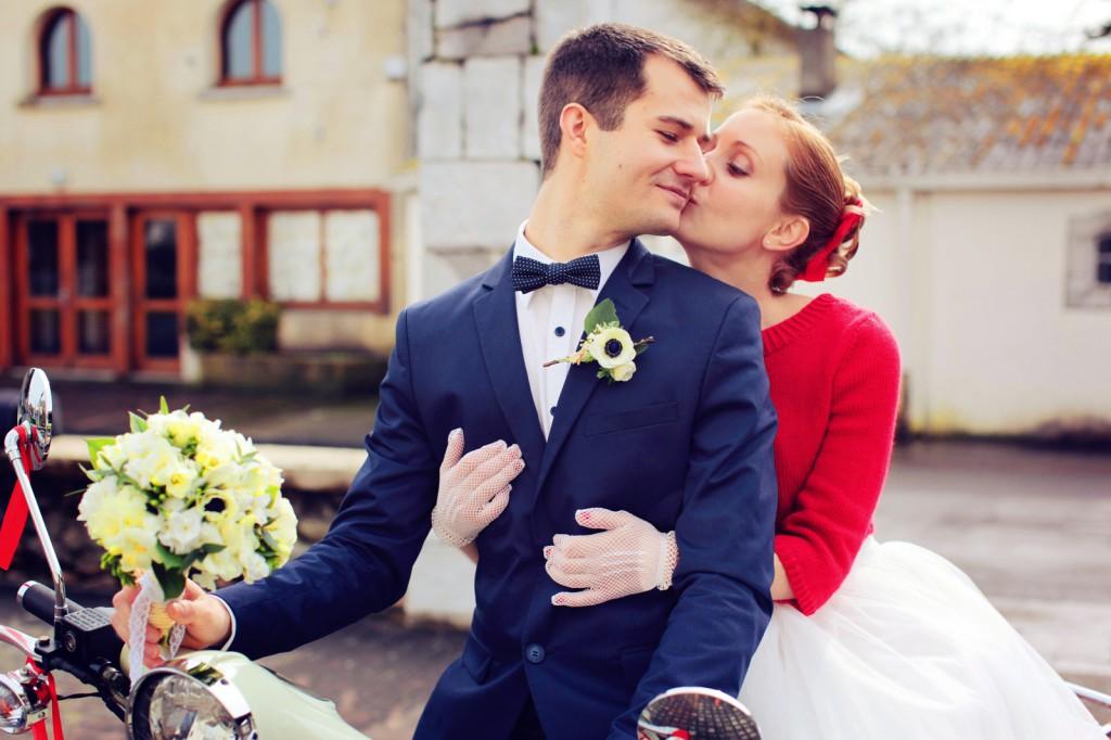 Mariage civil Clémence + Vincent
