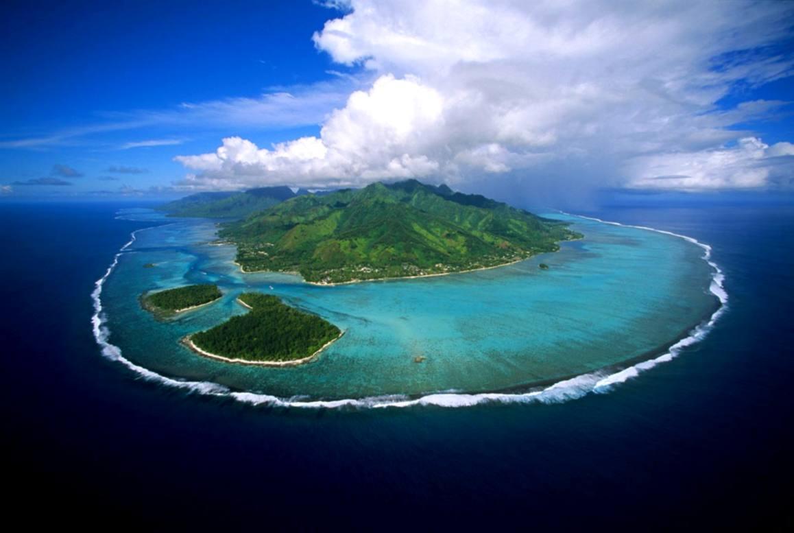 Voyage de noces en Polynésie Française sur l'île de Mooréa