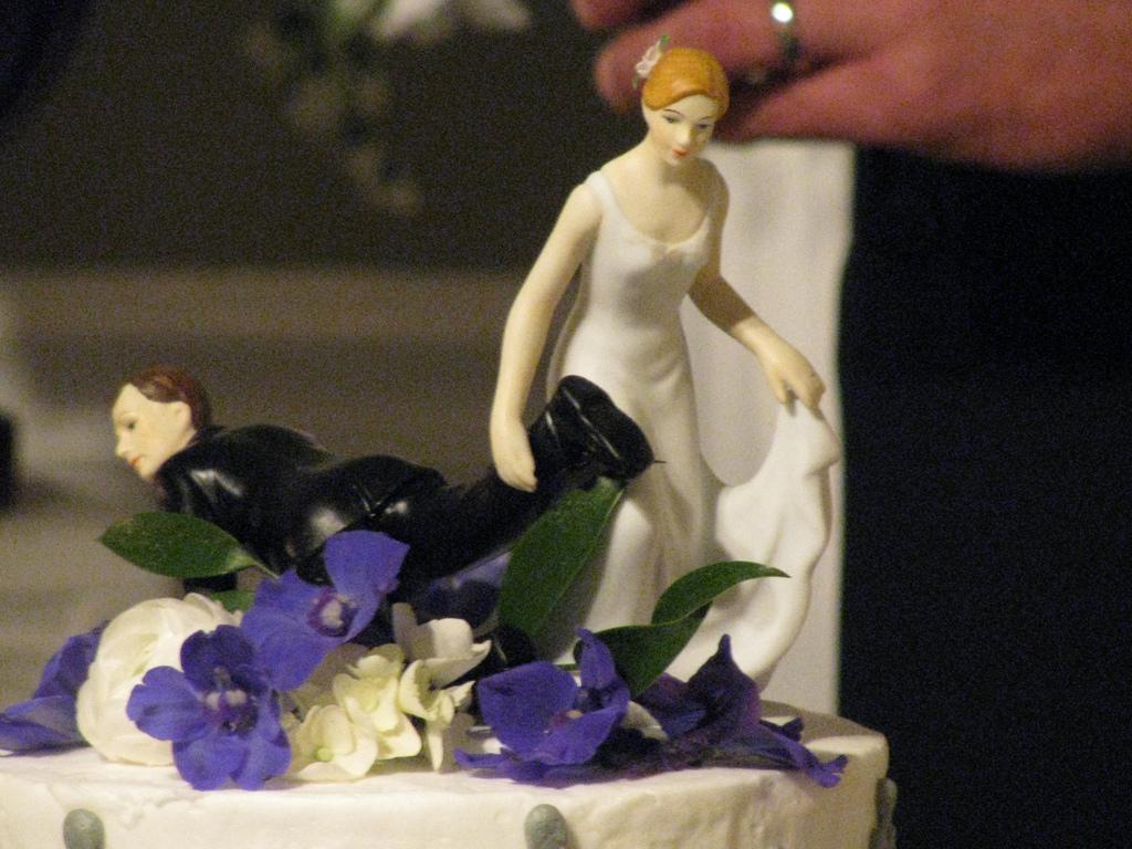 Le mariage est-il un truc de fille ?