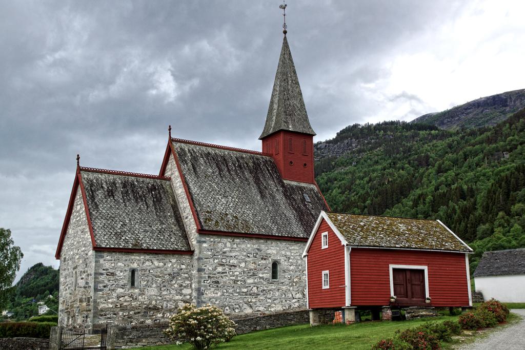 église de Luster