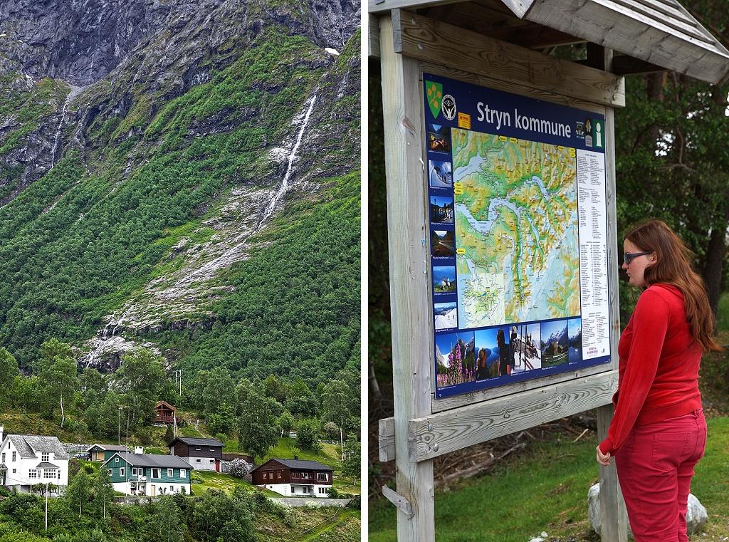Hjelledalen - Stryn - Norvège