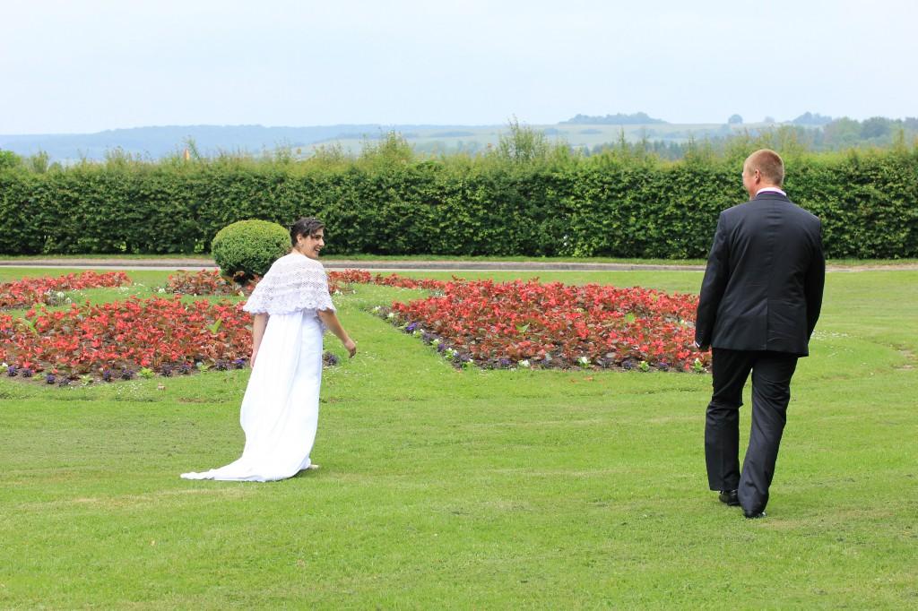 Le mariage de Mlle Enigme !