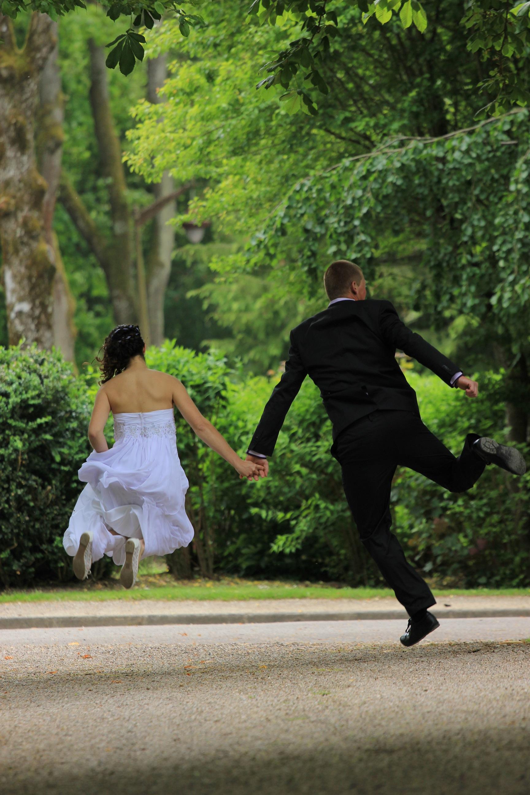 Notre mariage tout en simplicité : le lendemain