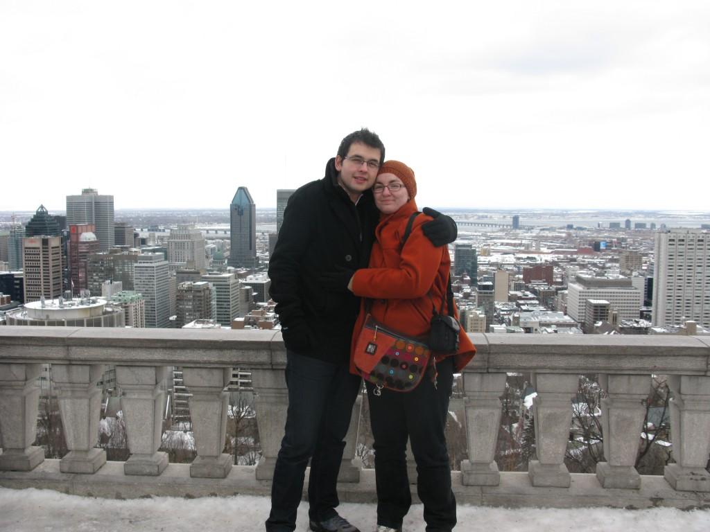 M.Salé et Mlle Sucrée à Montréal