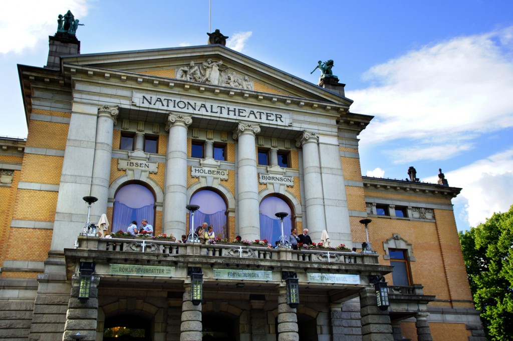 Théâtre National Oslo