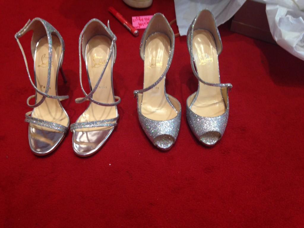 Une histoire de Cendrillon ou la recherche de mes chaussures de mariage - Partie 2