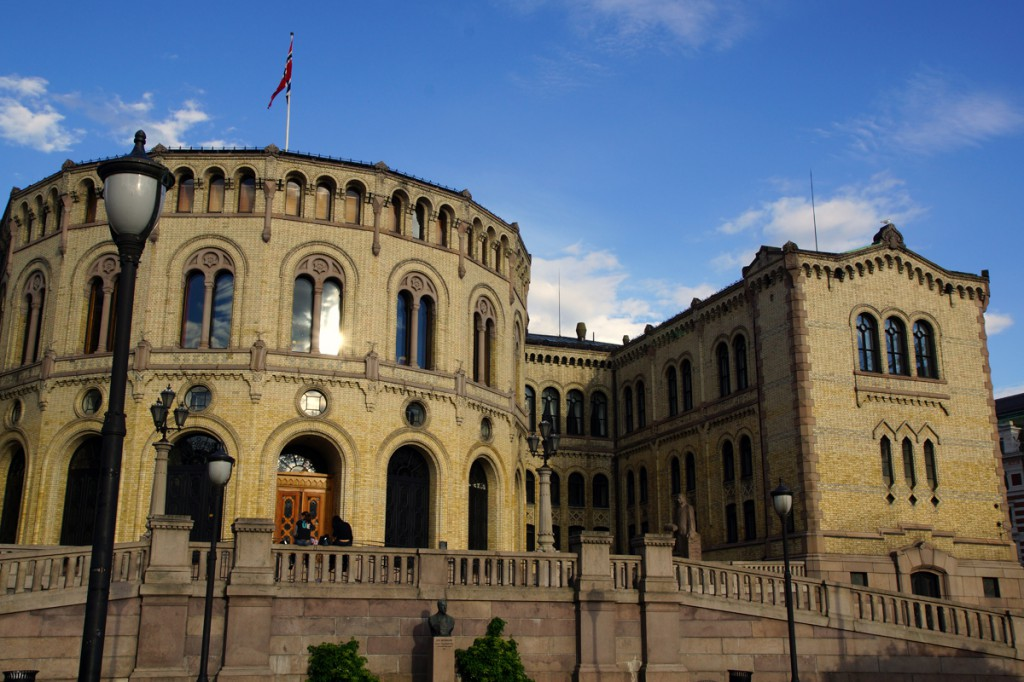 parlement Oslo