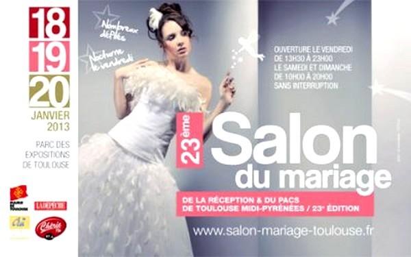 Salon du mariage Toulouse
