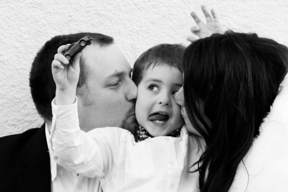 Mon mariage souvenir d'enfance : la cérémonie civile et la cérémonie laïque