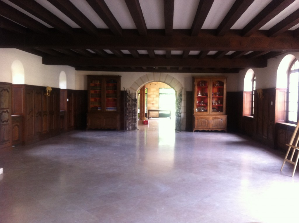 salle manoir chevalier
