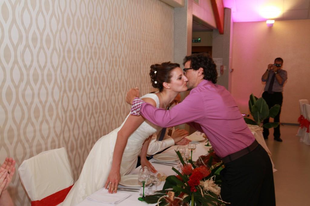 Mon mariage évasion : la soirée