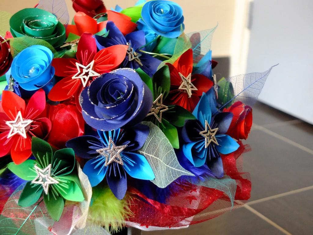 Tutoriel Diy Mon Bouquet De Mariee En Fleur En Papier