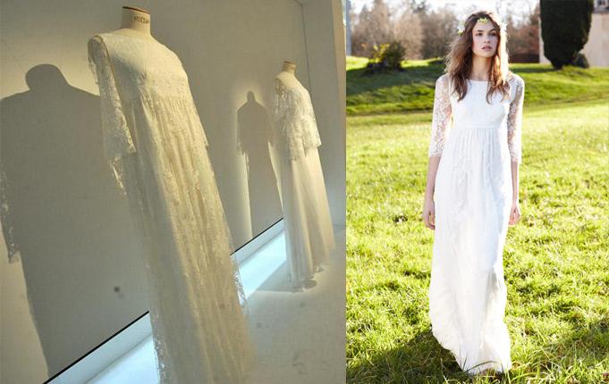 da83ea1fdc Trouver sa robe de mariée sur les sites de prêt-à-porter, c'est ...