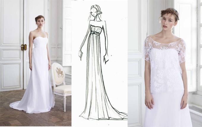 Crédits Photo : Delphine Manivet pour La Redoute, modèle Couture