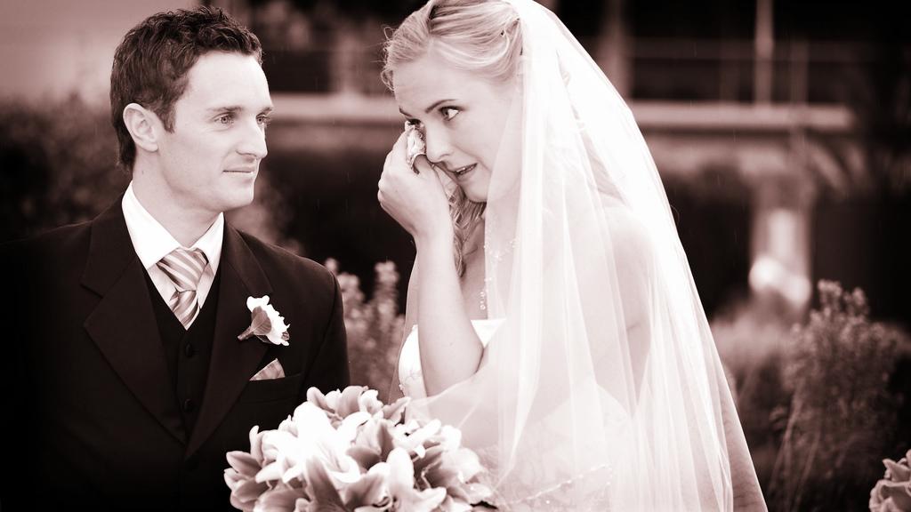 À quelques jours du mariage, des émotions en pagaille...