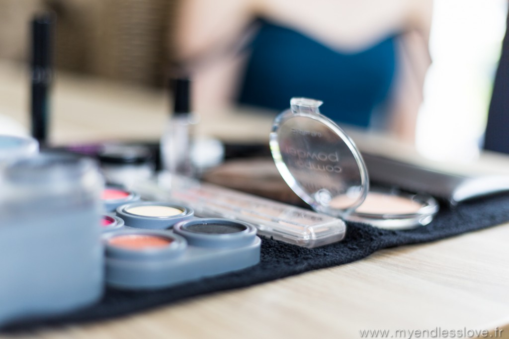 La mise en beauté du jour avec le maquillage // Photo : My Endless Love Photography