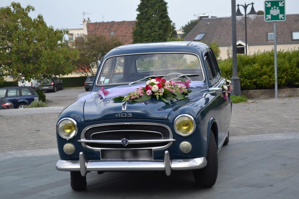 Mademoiselle Cotentine_Chronique voiture