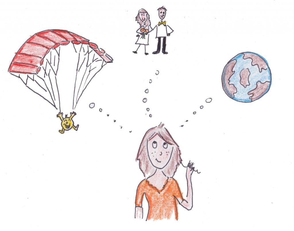 les idées de mademoiselle Zeureu