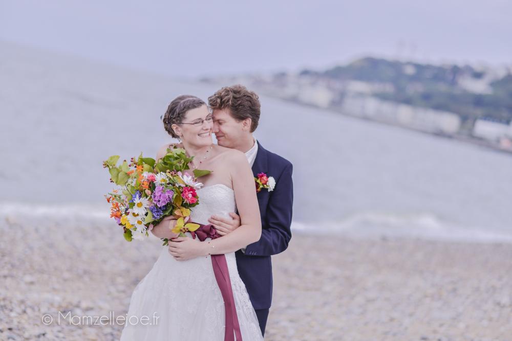 bonheur visible sur nos photos de mariage