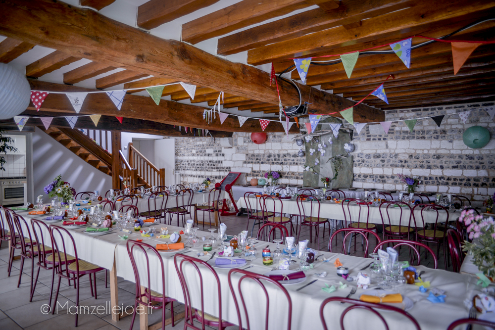 salle mariage convivial et intime