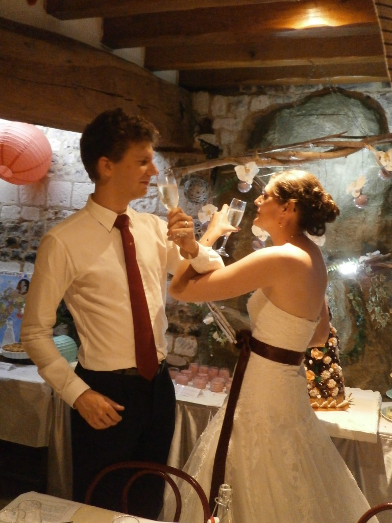 trinquer au mariage