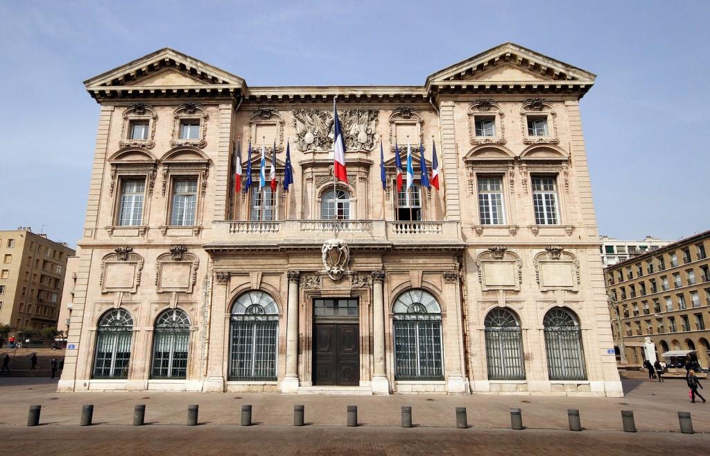 mairie centrale marseille