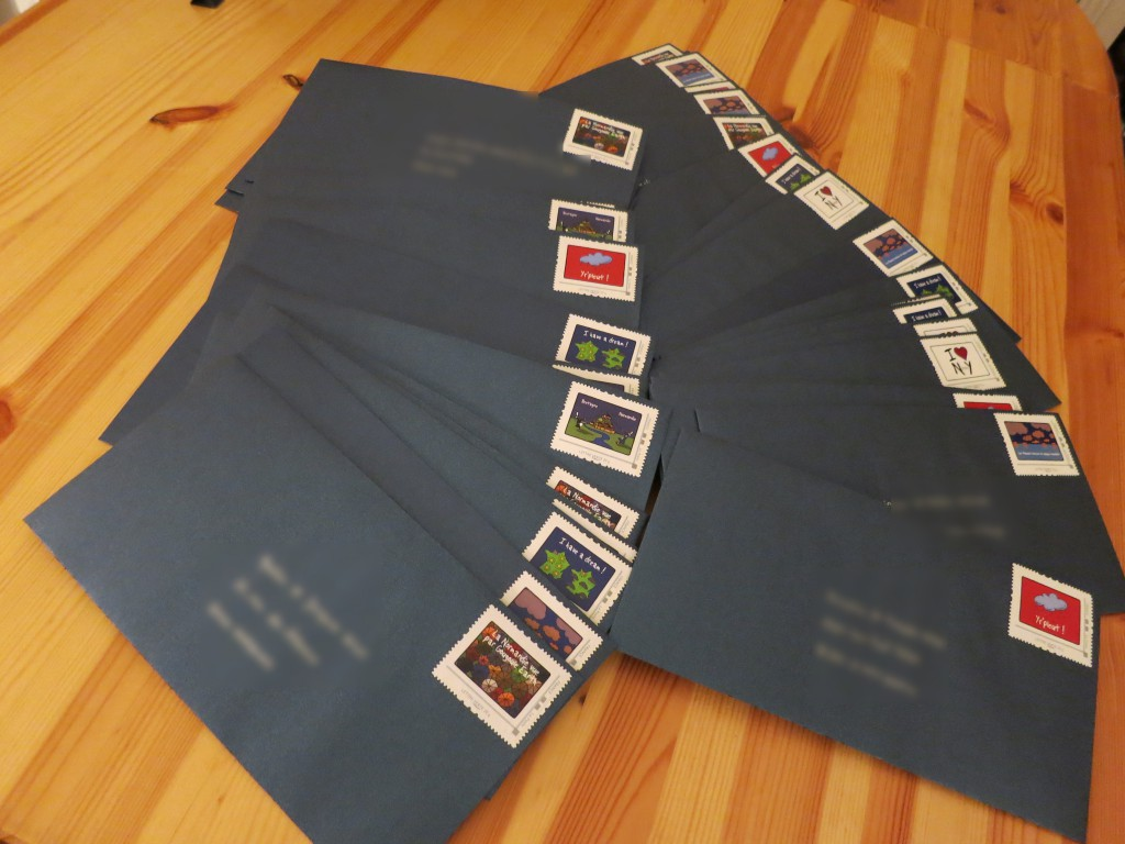 Enveloppes Heula Mme Cotentine