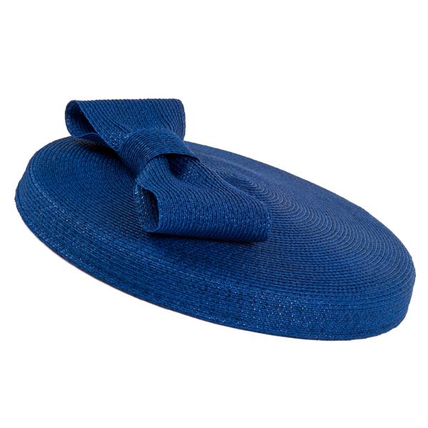 beret-chic-bleu - Mademoiselle Chapeau