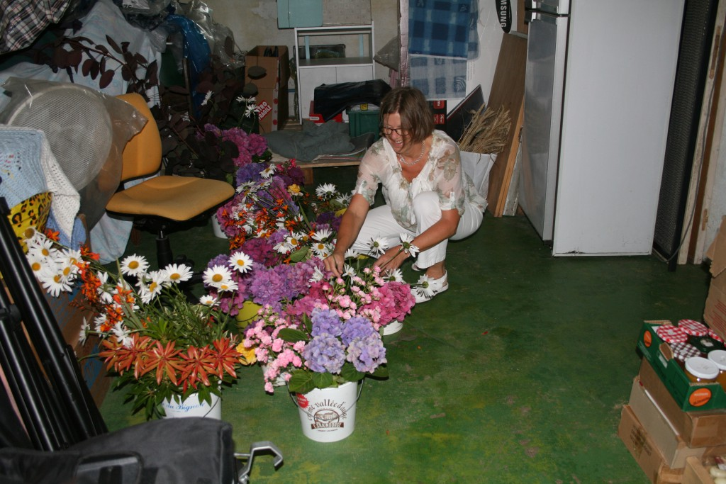 Retour d\'expérience : faire soi-même sa décoration florale avec des ...