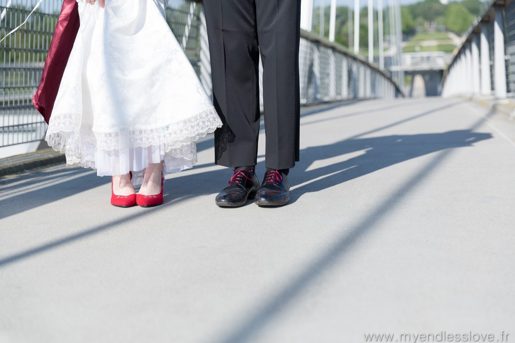 DIY : des chaussures étoilées // Photo : My Endless Love