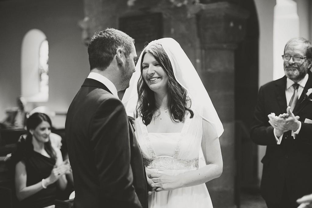 Le mariage à l'église