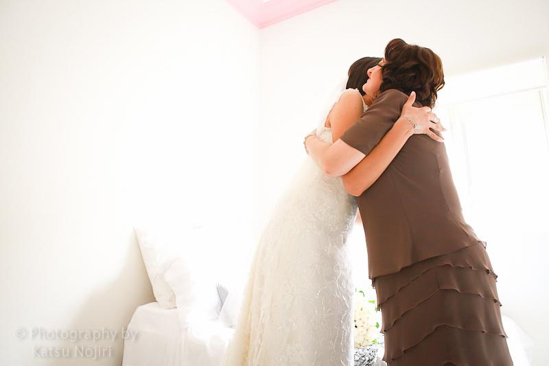 Envisager un mariage quand on n'a plus de Maman