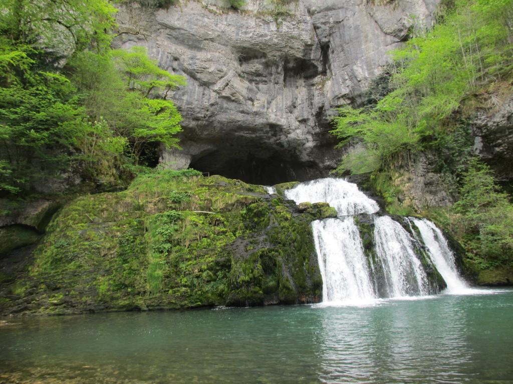 La source du Lison en France-Comté // Ma demande en mariage inattendue