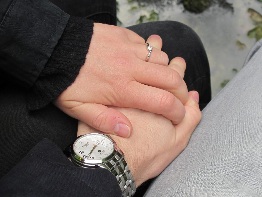 Ma demande en mariage inattendue