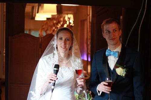 Restaurant à La Terrasse de l'Étang à Meudon pour notre réception de mariage