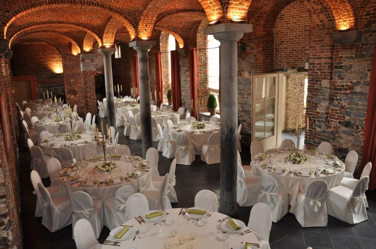 salle de mariage Manoir du Capitaine Brasserie
