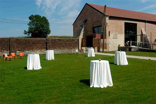 Notre top 3 des salles de réception en Wallonie : la ferme de La Hagoulle