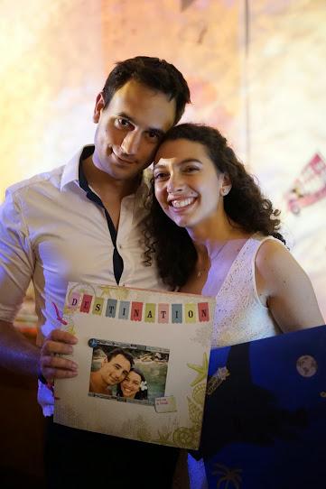 Mon mariage civil parisien en petit comité : la soirée