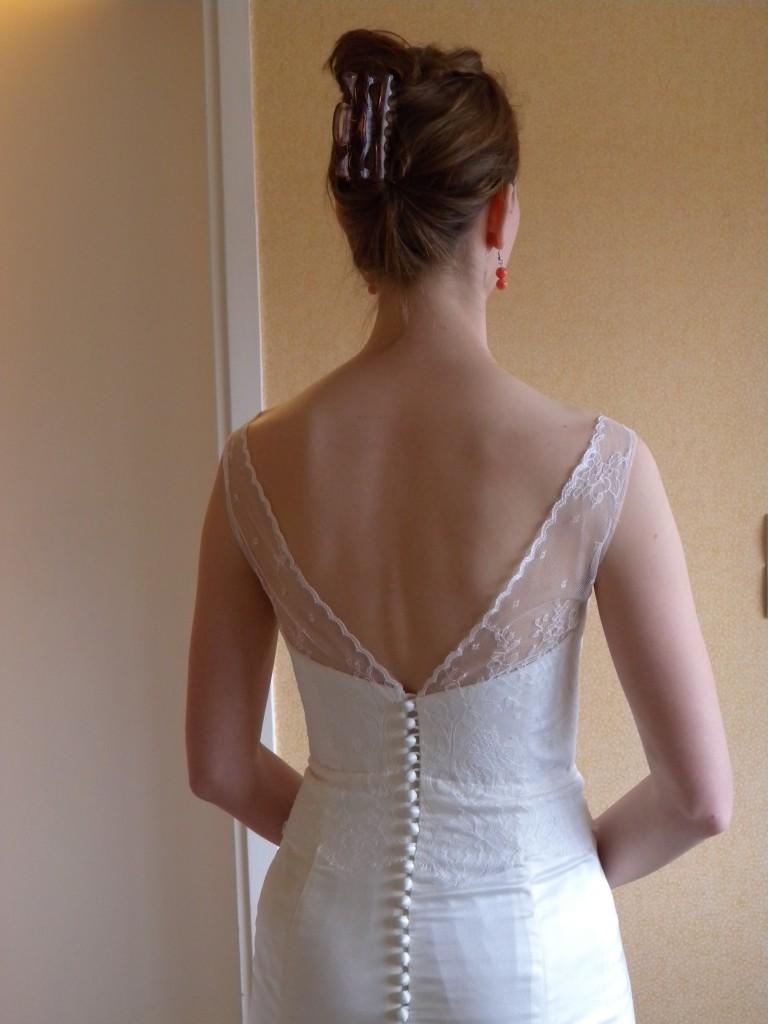 Faire faire sa robe de mariée par une créatrice : bilan et conseils