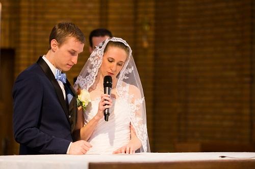 Déroulé de notre cérémonie religieuse // Photo : Edouard Gasche