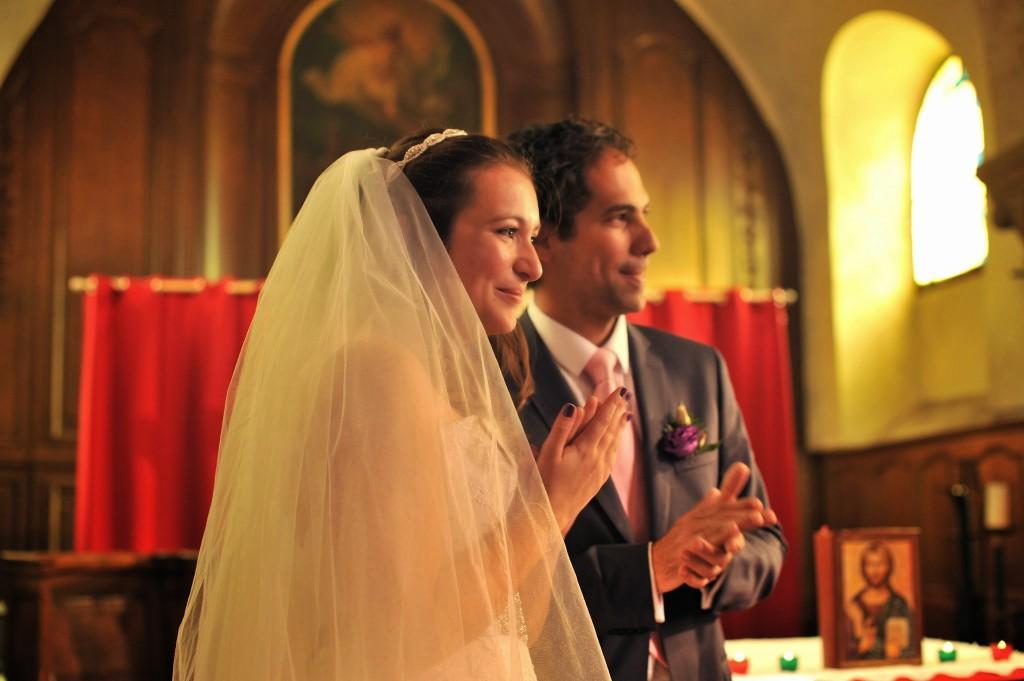 Le mariage de Mme Potter sur le thème des oiseaux en violet, blanc et argent (19)