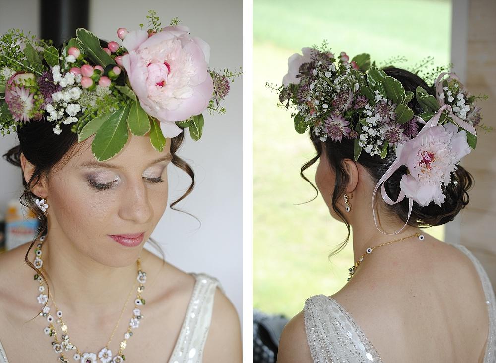 Le mariage de printemps, romantique et floral, de Mme la Rose (1)