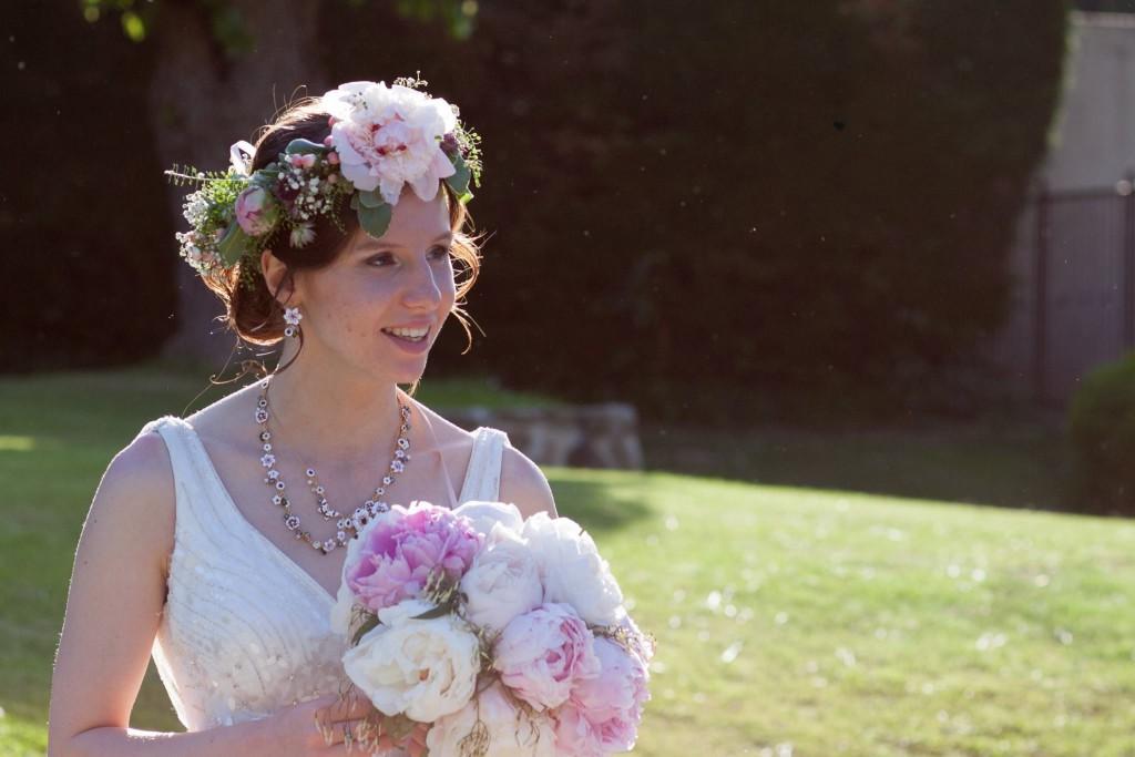 Le mariage de printemps, romantique et floral, de Mme la Rose (10)