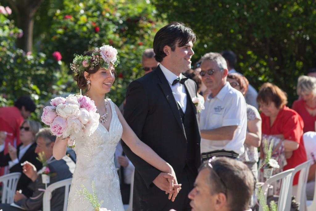 Le mariage de printemps, romantique et floral, de Mme la Rose (12)